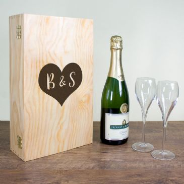 Lovers Double Wine Box